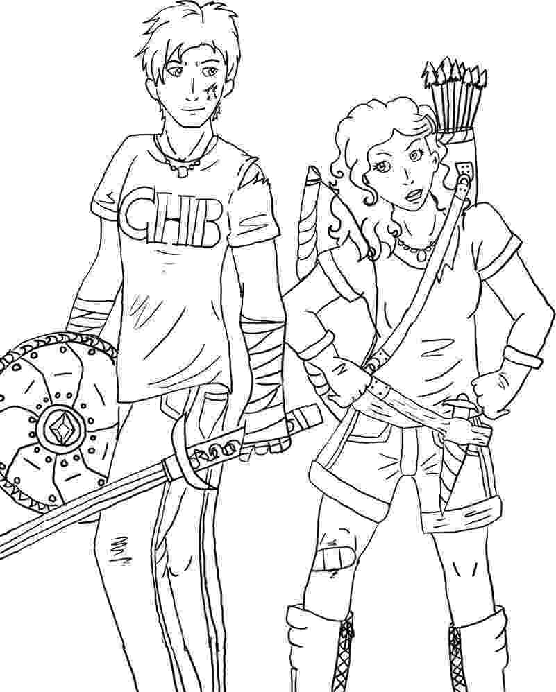 percy coloring pages percy jackson annabeth free colouring pages percy coloring pages