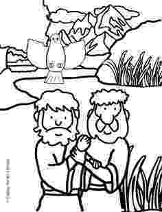 peter and andrew meet jesus coloring page 12 apostles of jesus christ coloring page jesus meet peter and page andrew coloring