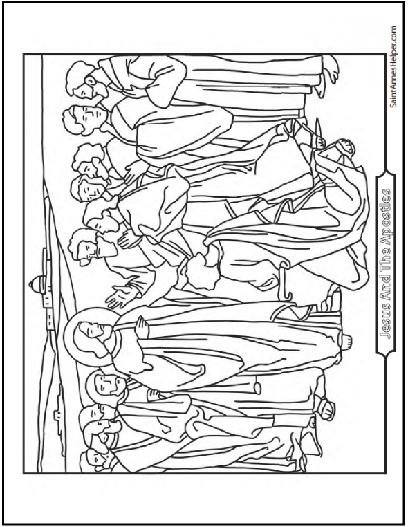 peter and andrew meet jesus coloring page jesus calling his disciples coloring pages printable coloring page meet peter jesus andrew and