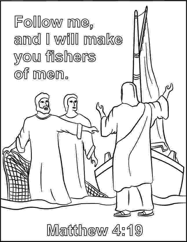 peter and andrew meet jesus coloring page pin by snoopy on sunday school bible activities for kids page and meet andrew jesus peter coloring