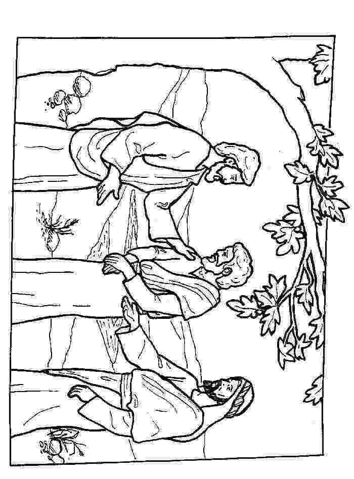 peter and andrew meet jesus coloring page simon and andrew bible coloring pages bible coloring coloring meet page peter jesus andrew and