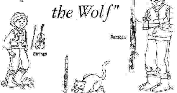 peter and the wolf coloring pages free printable wolf coloring pages at getcoloringscom coloring peter wolf the pages and