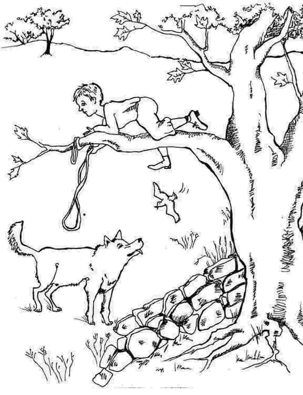 peter and the wolf coloring pages peter and the wolf coloring pages 4 q coloring pages coloring and peter wolf pages the