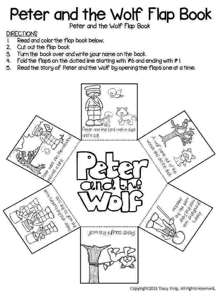 peter and the wolf coloring pages peter and the wolf coloring pages and peter wolf coloring the pages