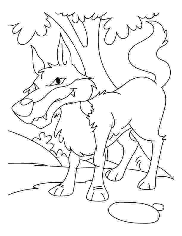peter and the wolf coloring pages peter and the wolf flap book the bulletin board lady wolf coloring peter pages the and