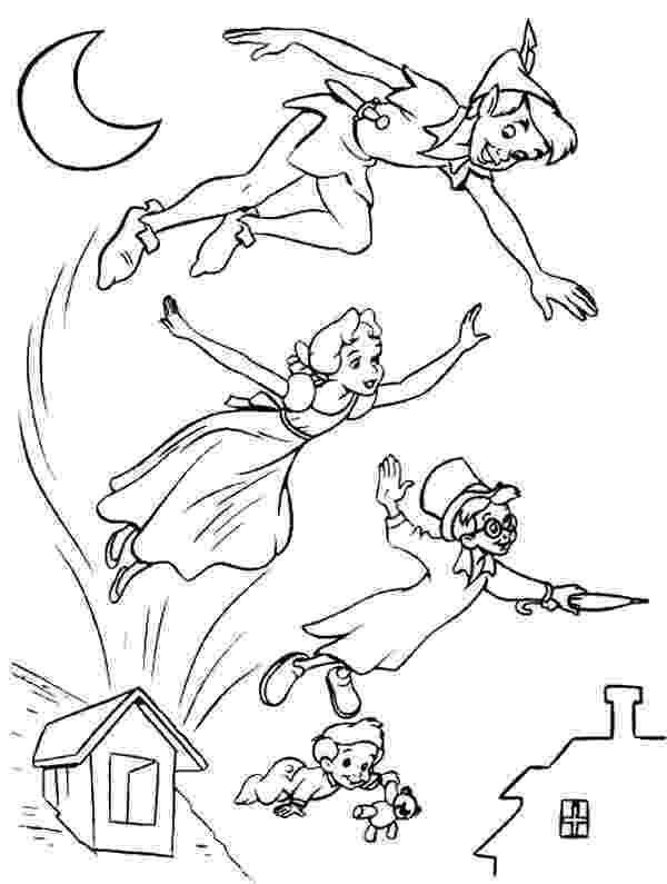 peter pan coloring pages free free printable peter pan coloring pages for kids pages pan coloring free peter