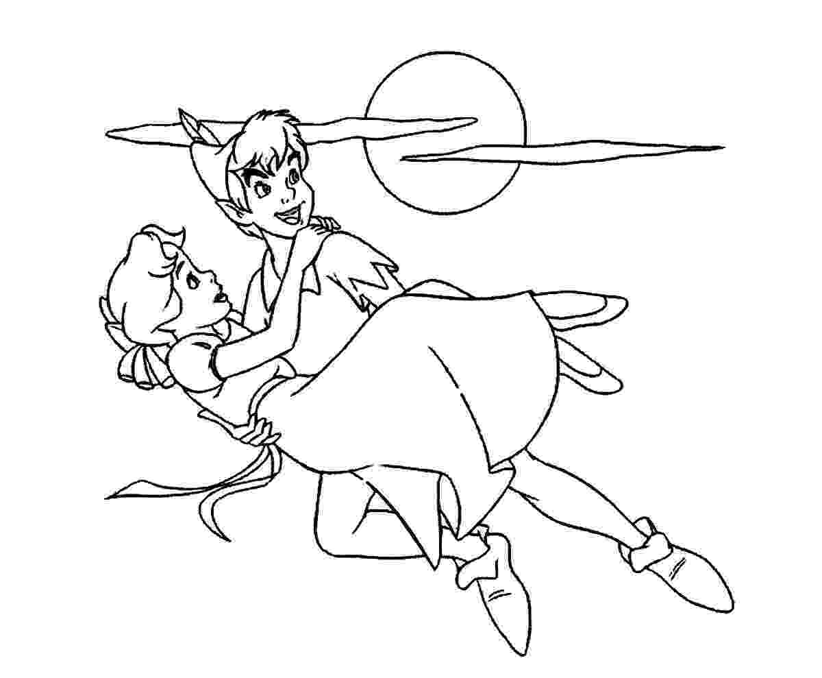 peter pan coloring pages free print download fun peter pan coloring pages downloaded pan free peter coloring pages
