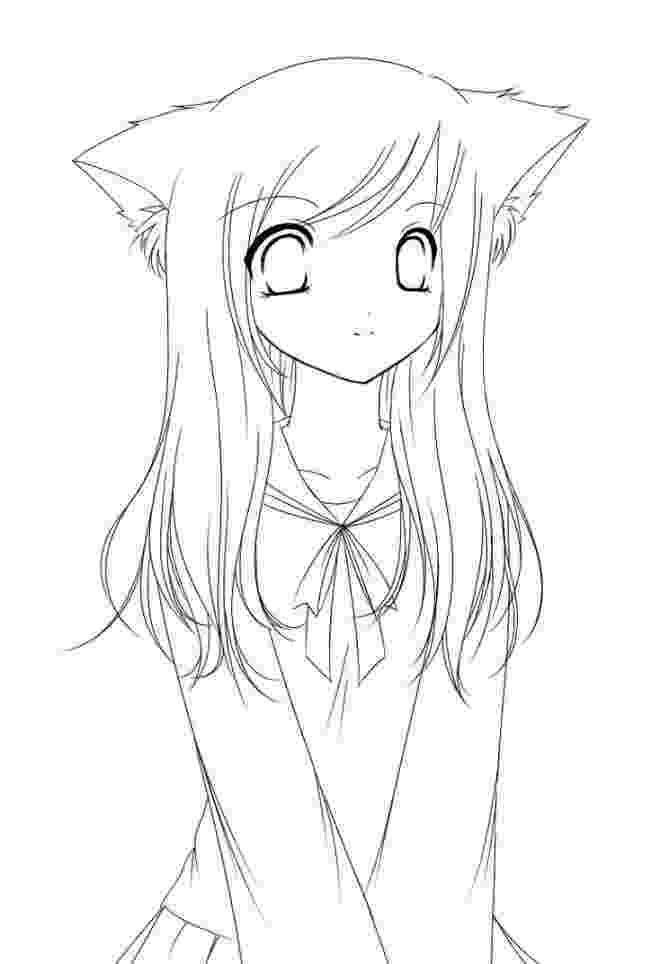 picture of a girl to color coloring pages for girls best coloring pages for kids color of picture to a girl