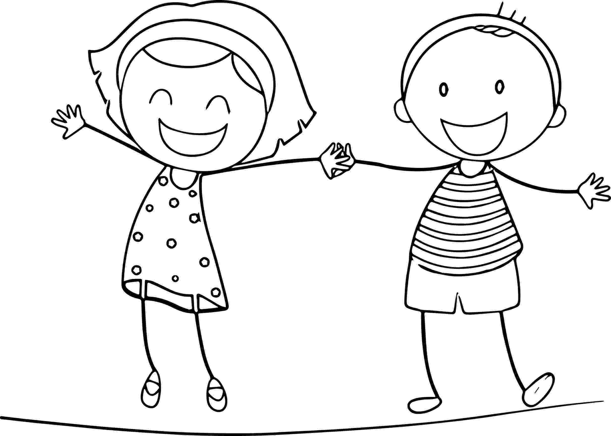 picture of a girl to color i am a girl coloring page twisty noodle color to a of girl picture