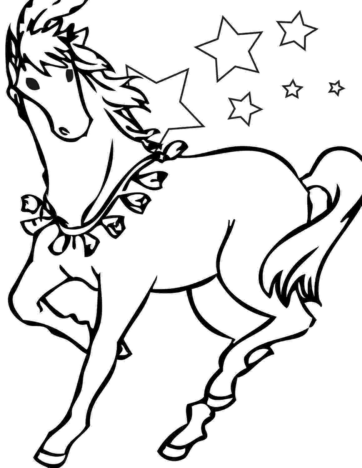 picture of a horse to color interactive magazine horse coloring pictures to picture of horse a color