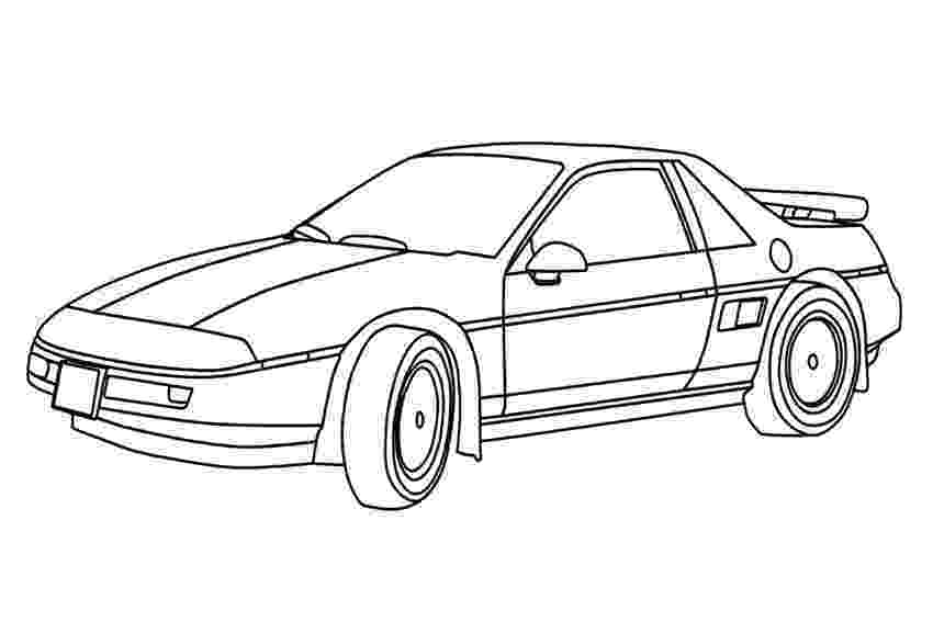 picture of car for colouring color in your favorit coloring pages of cars with some picture colouring car of for