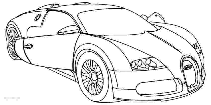 picture of car for colouring printable bugatti coloring pages for kids cool2bkids of car colouring for picture