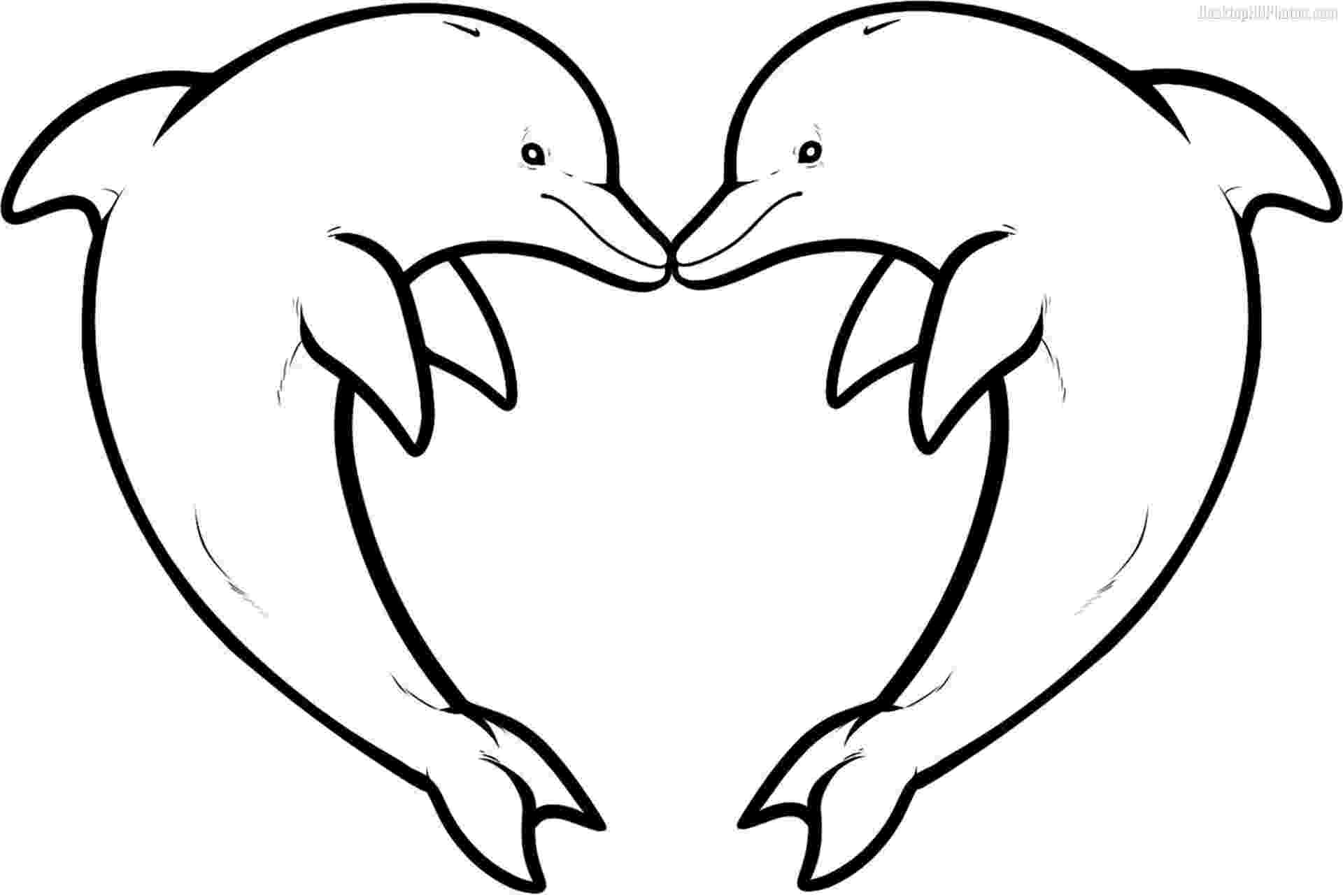 picture of dolphins to color free printable dolphin coloring pages for kids picture to of color dolphins
