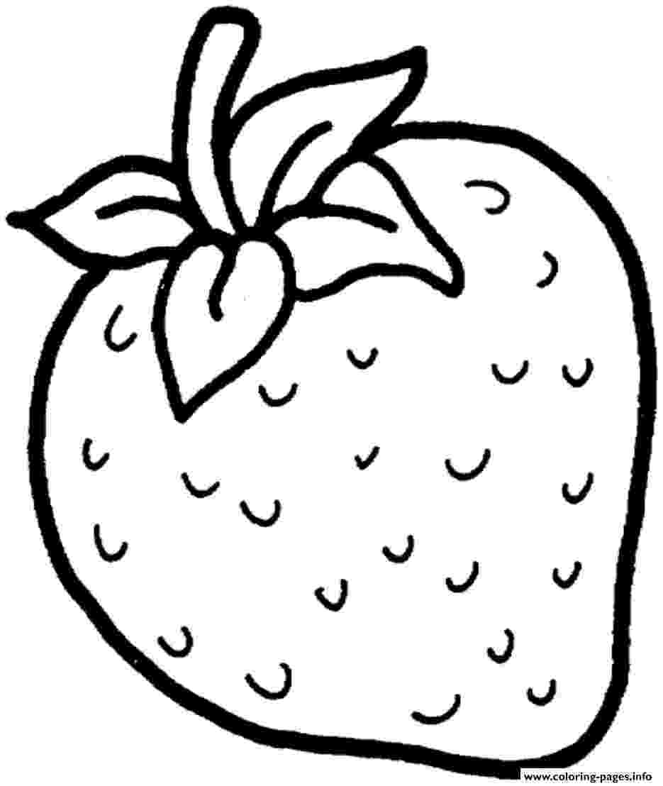 picture of fruits for colouring fruits drawing for colouring at getdrawings free download fruits colouring picture for of