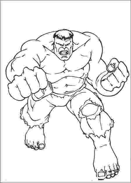 picture of hulk avengers the hulk coloring page free printable coloring picture of hulk