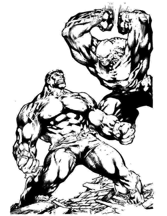 picture of hulk the hulk coloring pages coloringpages1001com of picture hulk