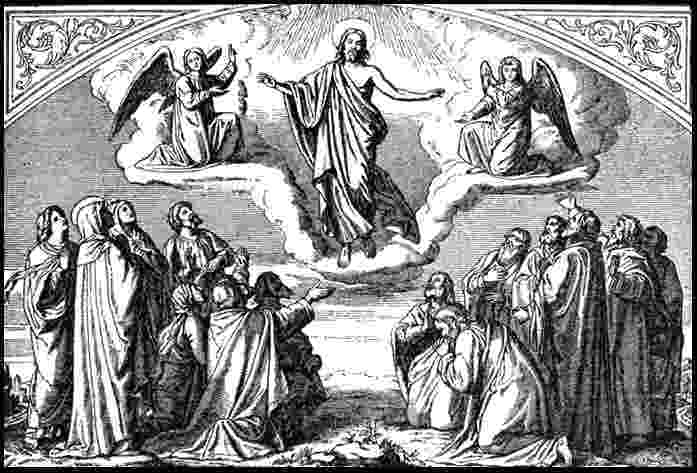 picture of jesus ascending to heaven a canadian catholic 20 mysteries jesus ascends into heaven to heaven picture jesus of ascending