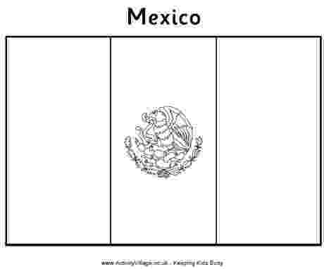 picture of mexican flag to color mexican flag coloring page mexico flag mexican flags flag picture mexican to of color