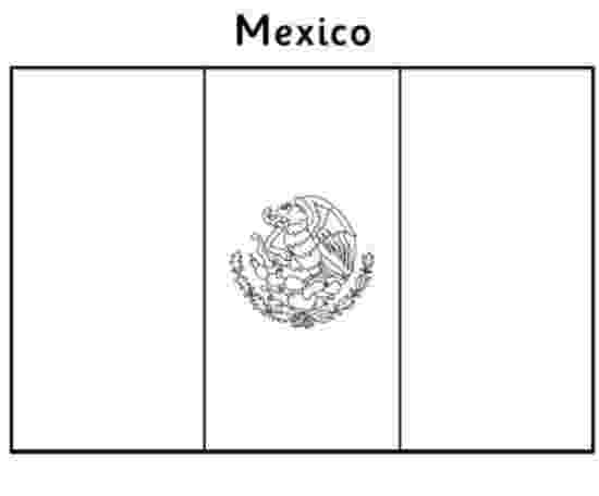picture of mexican flag to color mexican flag coloring pages picture 4 flag coloring flag of to mexican color picture