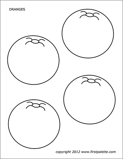 picture of oranges orange coloring pages getcoloringpagescom oranges picture of