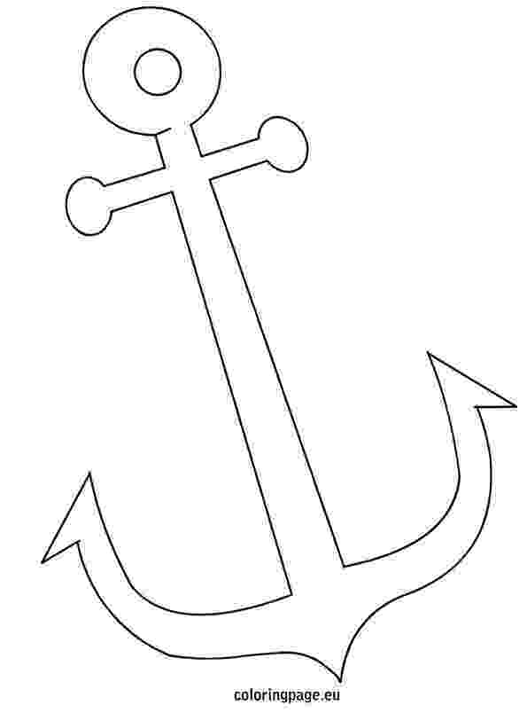 pictures of anchors to color 17 best images about coloring sheets on pinterest boats to color pictures anchors of