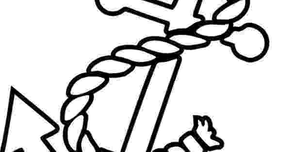 pictures of anchors to color anchor coloring page coloring pages for adults to color of pictures anchors