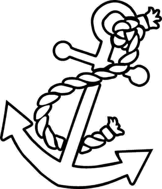 pictures of anchors to color freecolorpagesanchors anchor coloring picture kids color anchors pictures to of