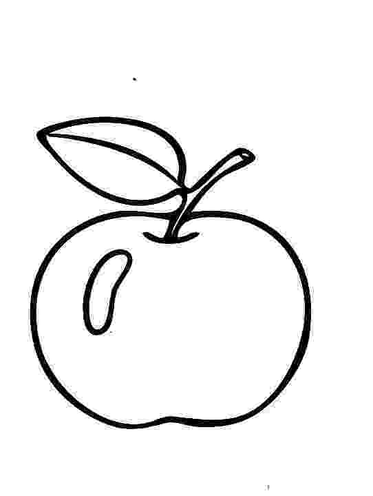 pictures of apples for kids fruit coloring pages for childrens printable for free apples pictures of kids for