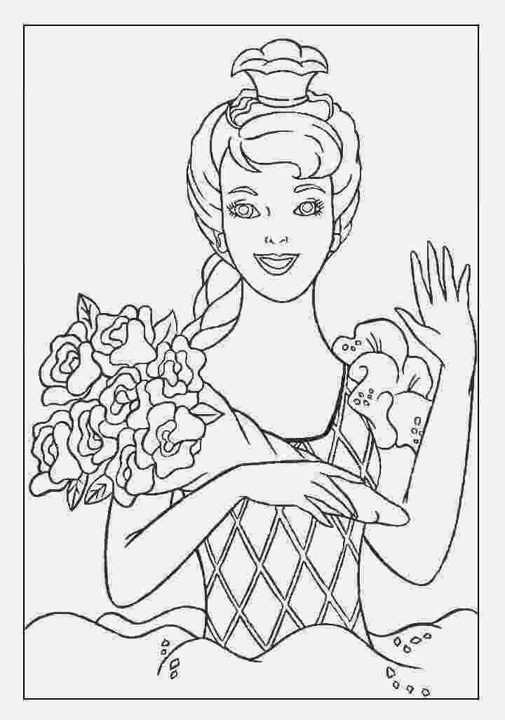 pictures of barbie coloring pages barbie coloring pages getcoloringpagescom of barbie pictures pages coloring