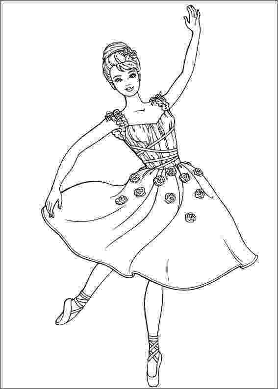pictures of barbie for colouring free printable barbie coloring pages for kids for pictures colouring barbie of