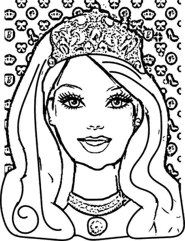 pictures of barbie for colouring pictures of barbie for colouring for pictures of barbie colouring