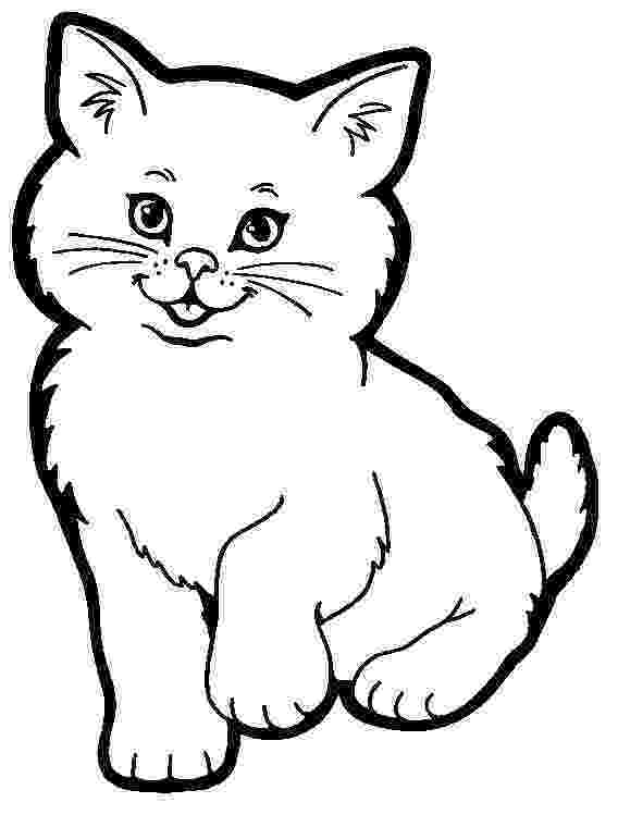 pictures of cats and kittens to color kitten coloring pages best coloring pages for kids and cats pictures to color kittens of