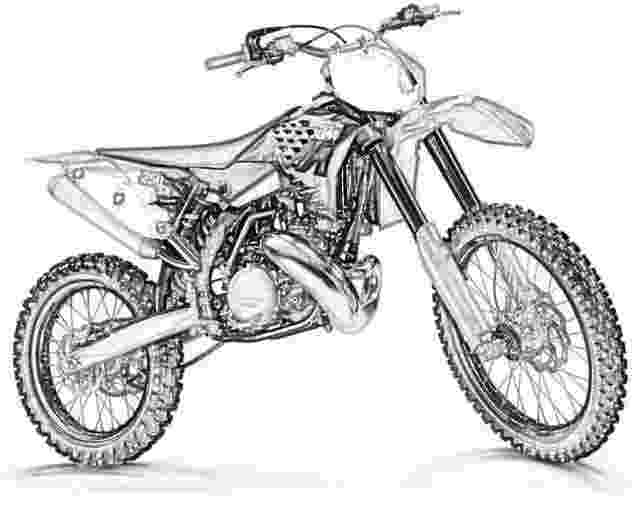 pictures of dirt bikes to color fierce rider dirt bike coloring dirtbikes free pictures color to of bikes dirt
