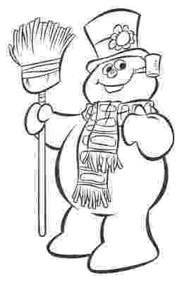pictures of frosty the snowman 1441 best images about coloring pages on pinterest of frosty the snowman pictures