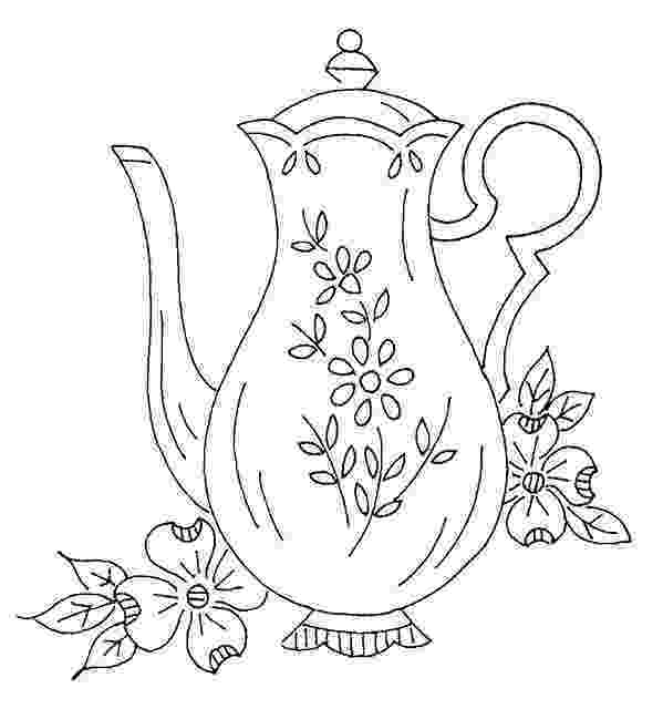 pictures of teapots to colour decorative teapot coloring pages download and print for free to colour of pictures teapots