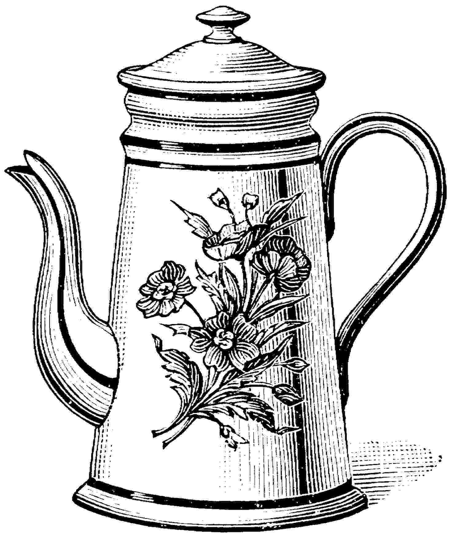 pictures of teapots to colour tea sets drawing and coloring cup teapot toy learn pictures to colour of teapots