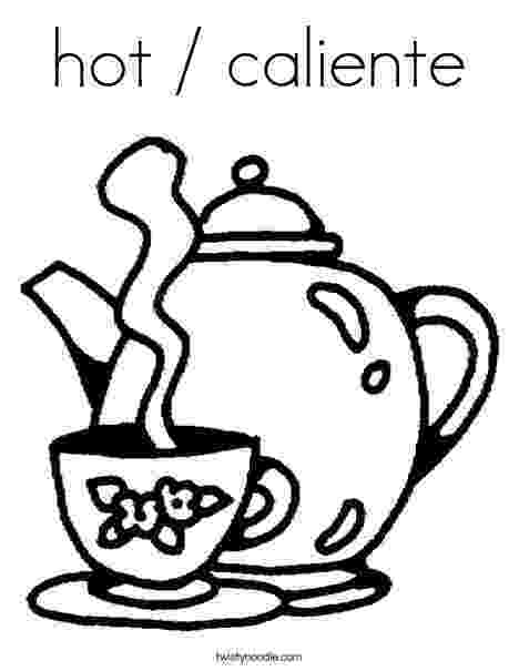 pictures of teapots to colour teapot coloring page coloring home of teapots colour pictures to