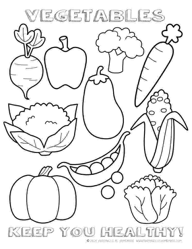 pictures of vegetables for preschoolers printable fruits and vegetables coloring pages for of preschoolers vegetables pictures for