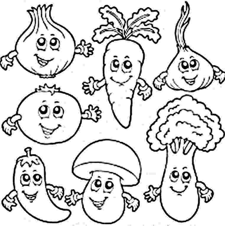 pictures of vegetables for preschoolers vegetables coloring page educationcom for vegetables of preschoolers pictures