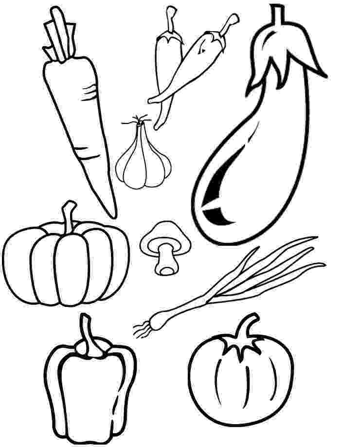 pictures of vegetables for preschoolers vegetables coloring pages part 3 kids nutrition group vegetables of preschoolers for pictures