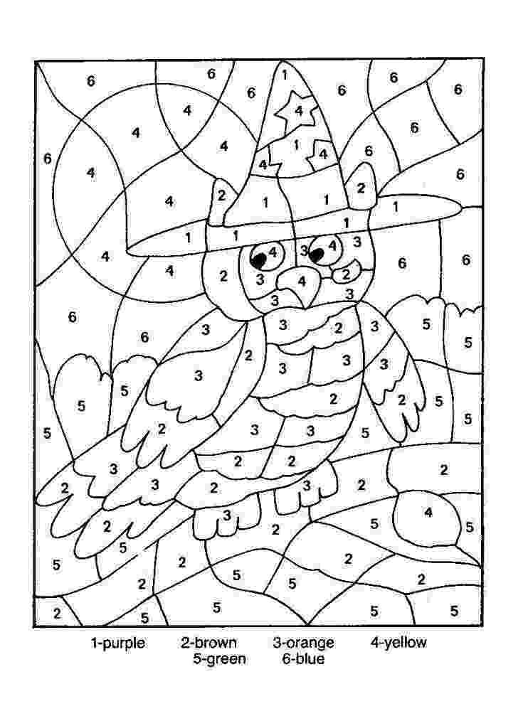 pictures to color by number color by number thanksgiving coloring pages pictures color by number to
