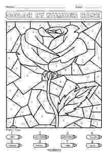pictures to color by number free color by number worksheets cool2bkids number color by pictures to