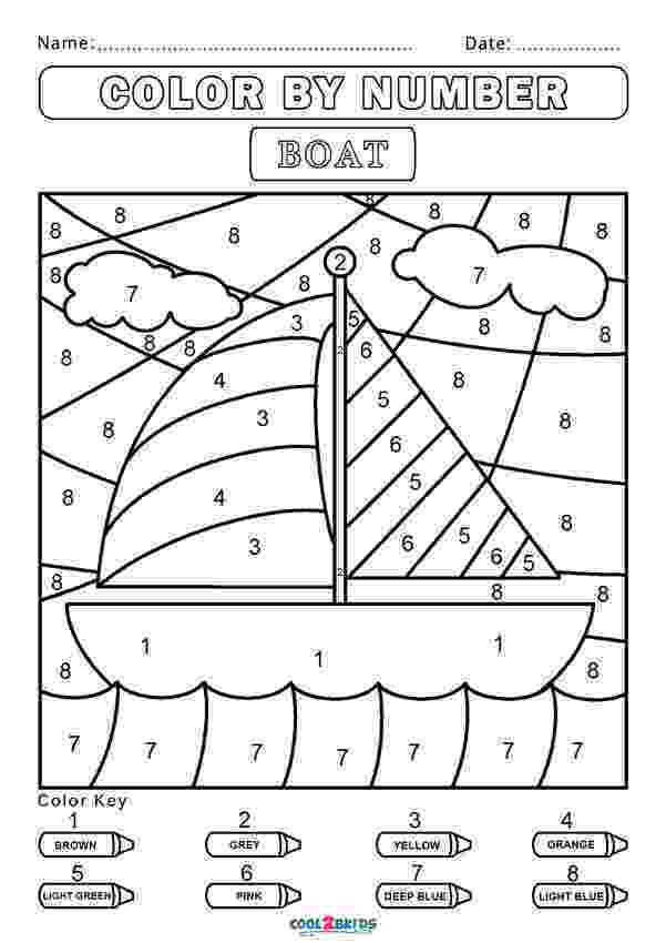 pictures to color by number your children will love these free disney color by number number pictures by to color