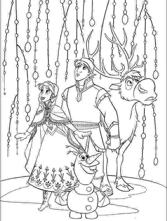 pictures to color frozen 12 free printable disney frozen coloring pages anna pictures to frozen color