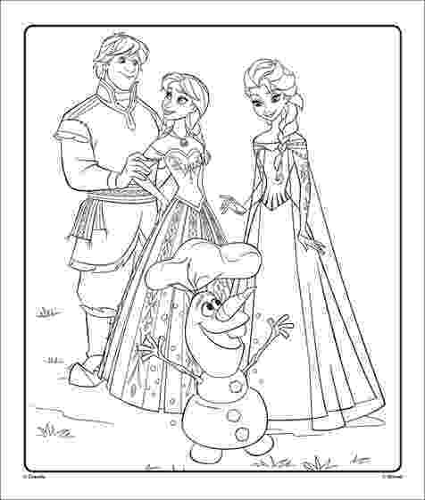 pictures to color frozen anna elsa olaf frozen 1 free coloring pages crayola pictures color to frozen