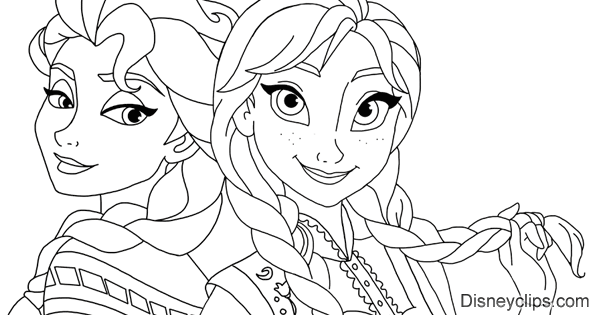 pictures to color frozen frozen christmas coloring page kristen hewitt color frozen to pictures