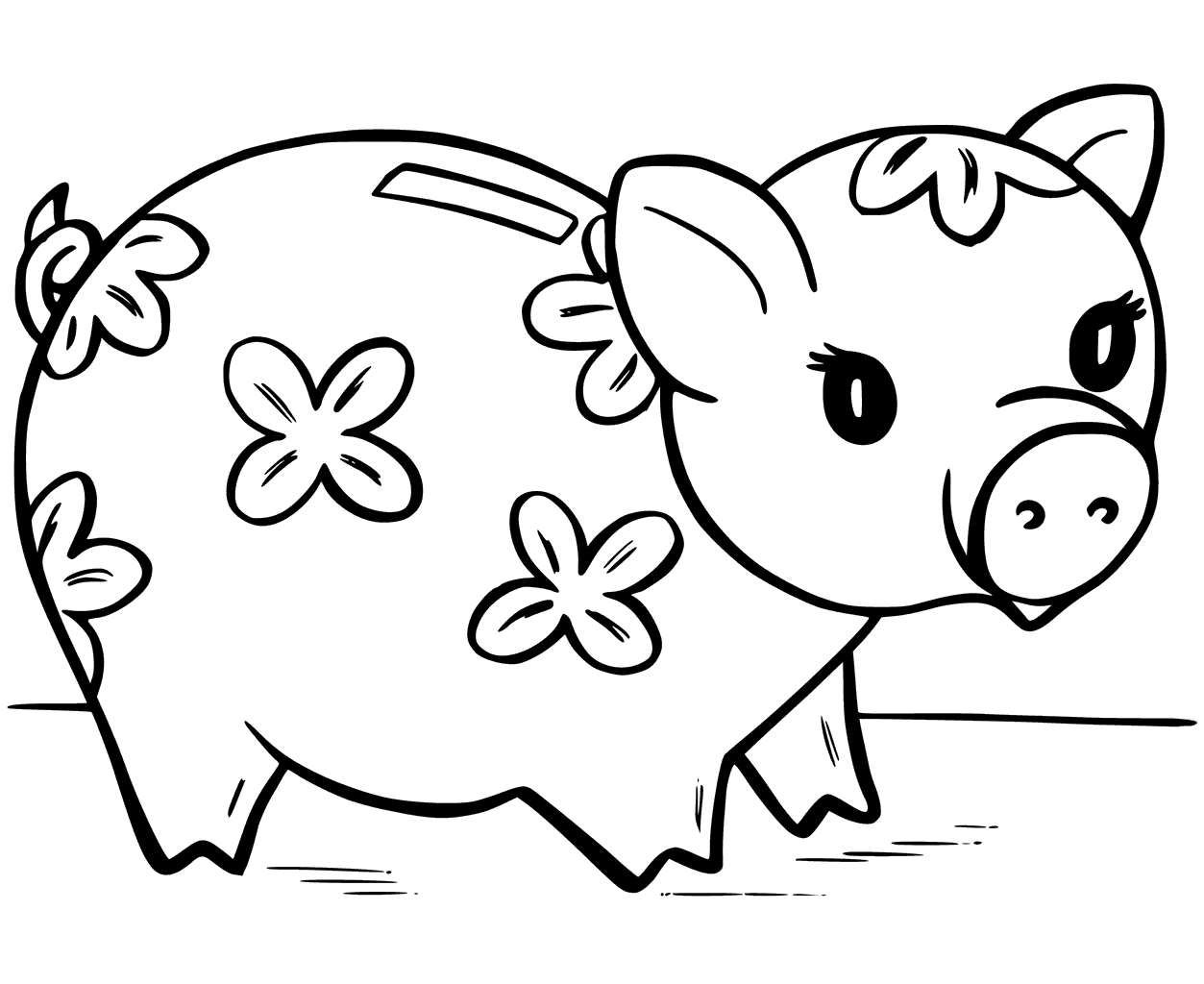 piggy bank coloring page 10 piggy bank coloring pages for your little ones bank page coloring piggy