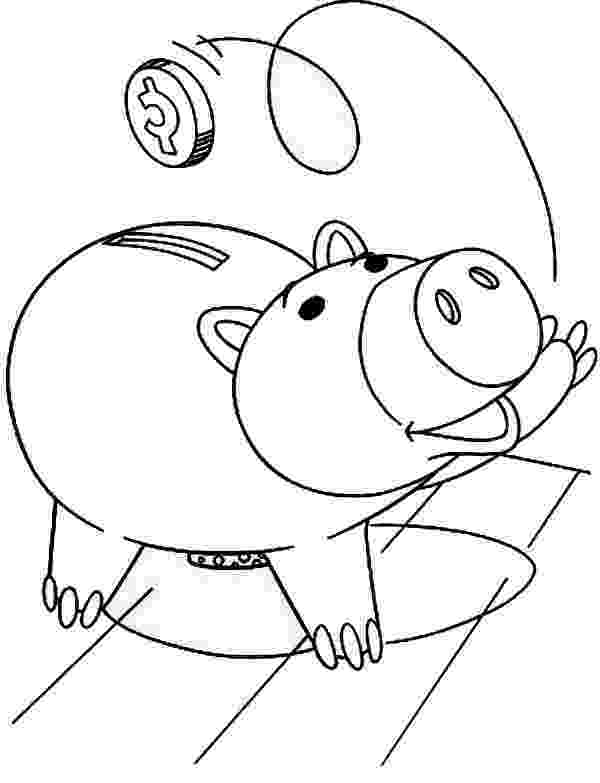 piggy bank coloring page piggy bank coloring page clipart panda free clipart images piggy page bank coloring