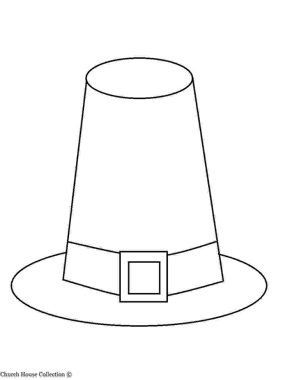pilgrim hat coloring page thanksgiving coloring pages for kids family holidaynet pilgrim page coloring hat