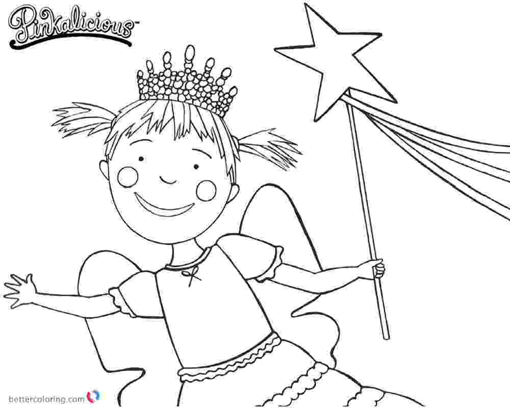pinkalicious coloring pages free pinkalicious coloring pages lineart free printable pinkalicious free coloring pages